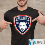 Sonk 1000 Metallic T-Shirts