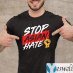 Stop Asian Hate 2021 TeeShirts