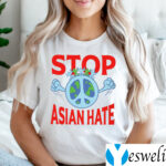 Stop Asian Hate TeeShirt