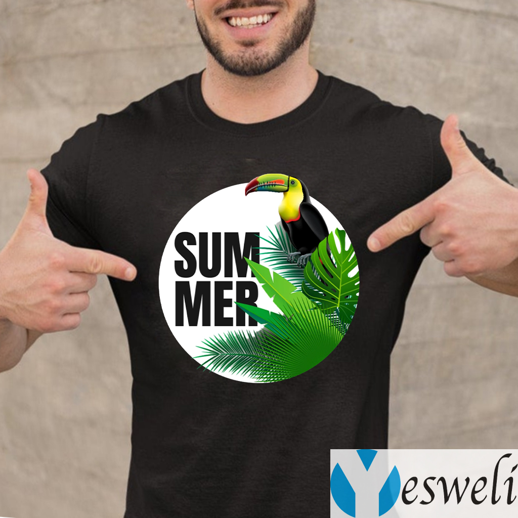 Summer Shows Its Best Side T-Shirt