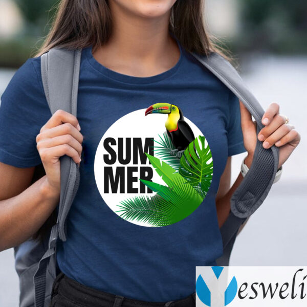 Summer Shows Its Best Side T-Shirts
