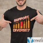 Support Diversity TeeShirts