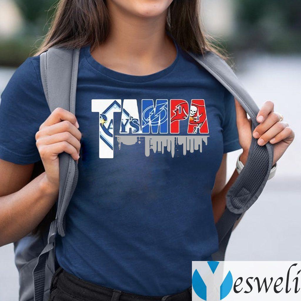 Tampa Bay City 2021 shirt
