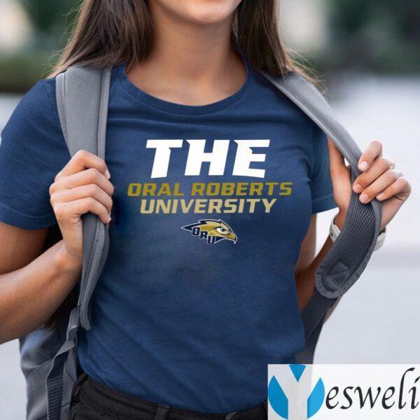 The Oral Roberts University TeeShirt