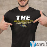 The Oral Roberts University TeeShirts