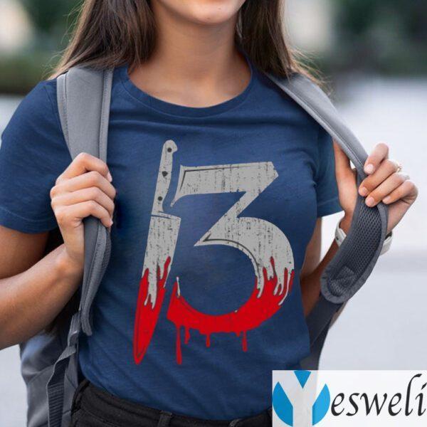 Thirteen 13 Shirt
