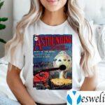 Vintage 1930's Science Fiction Futuristic Classic Comic Book Cover Artwork. T-Shirts