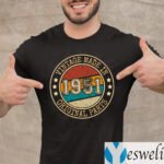 Vintage 1951 69th Birthday TeeShirts