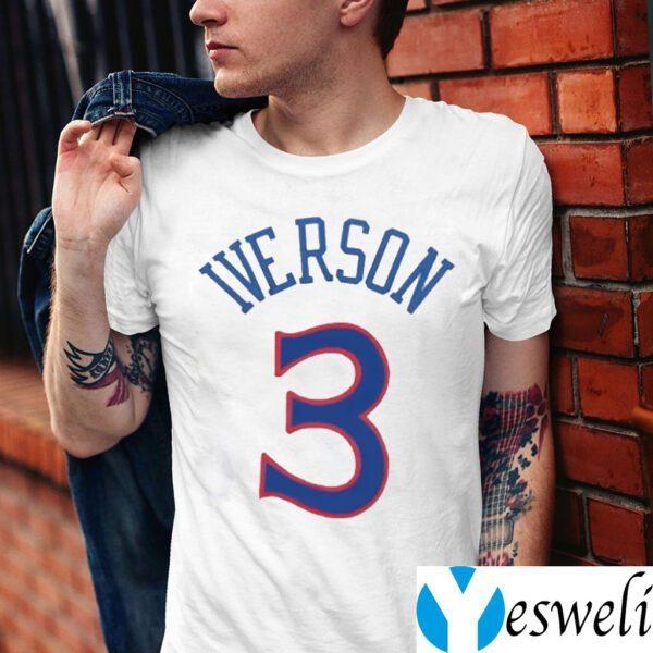 allen iverson shirts