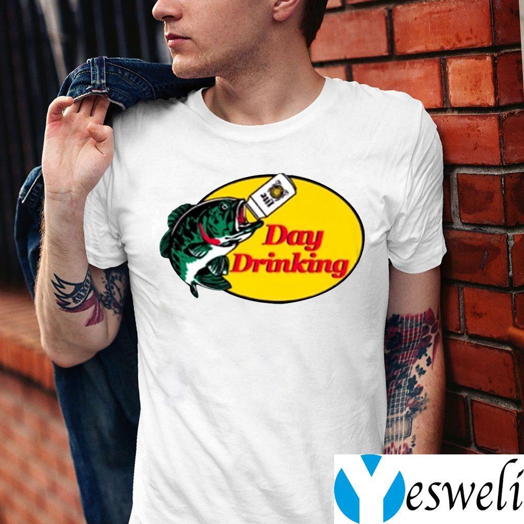 day drinking teeshirts