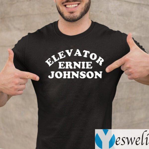 elevator ernie johnson shirt