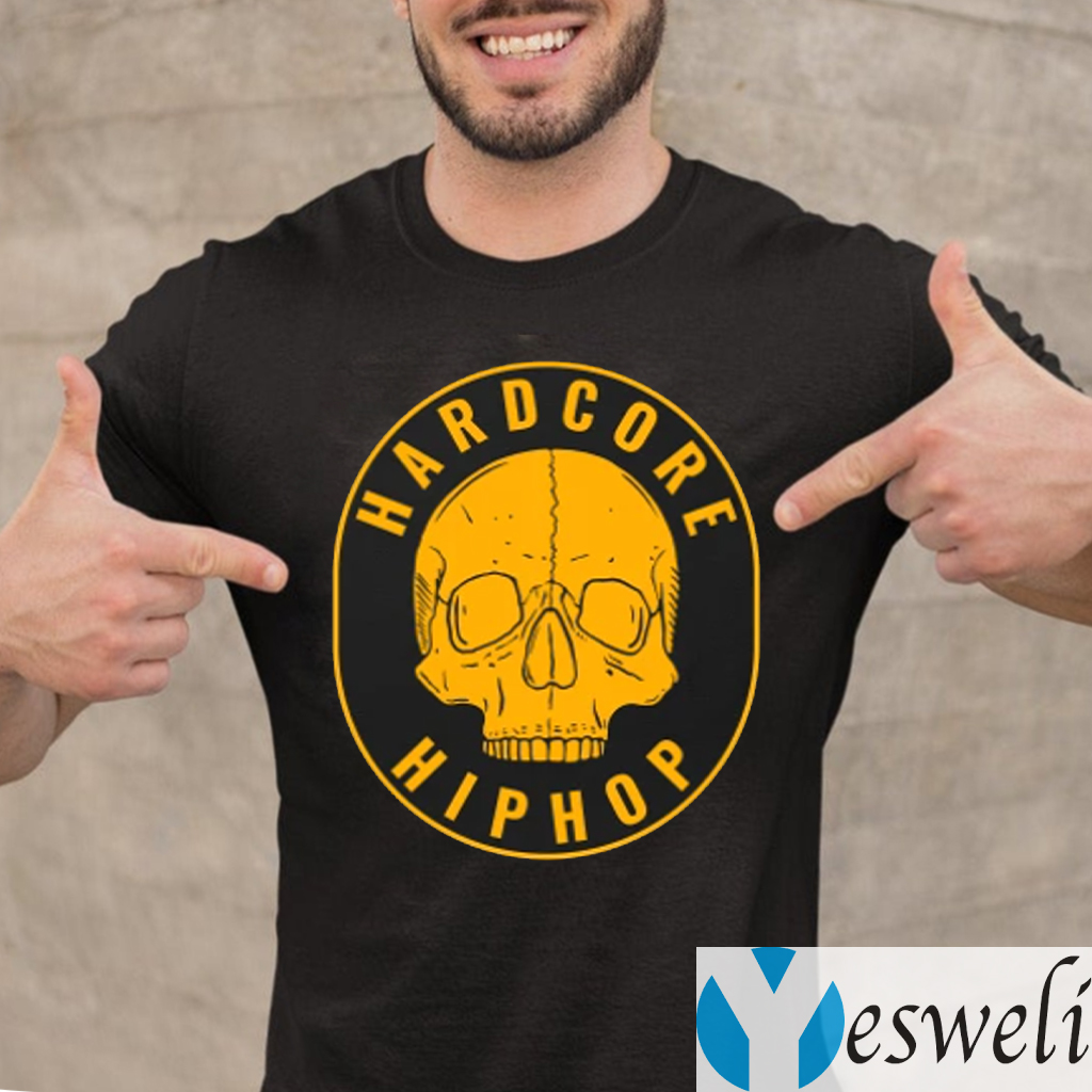 hardcore hip hop shirt