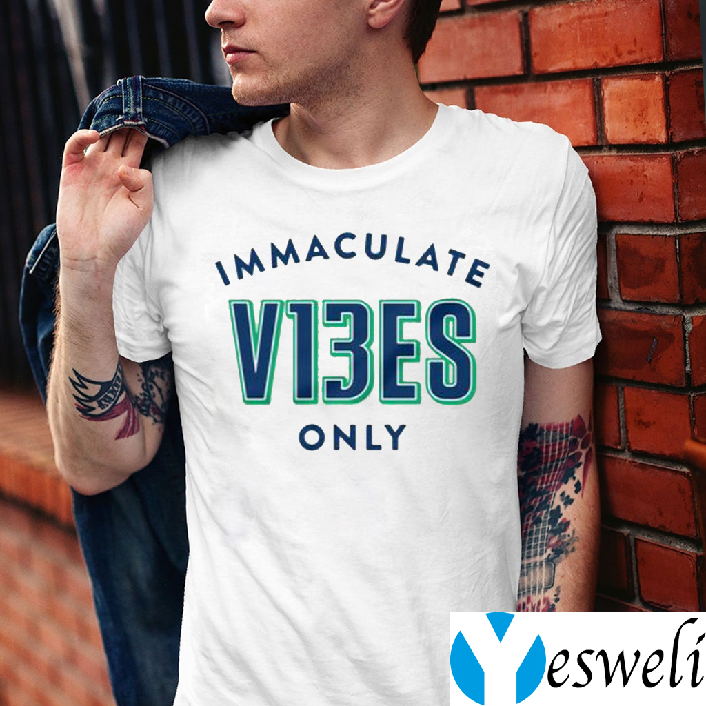 immaculate v13es t-shirt