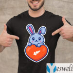 rabbit love Shirts