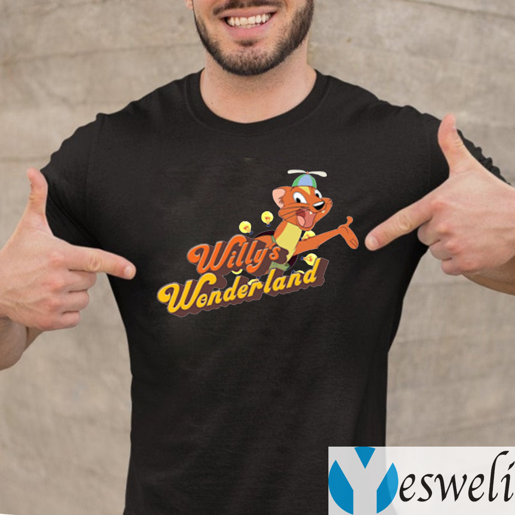 willy's wonderland 2021 TeeShirts