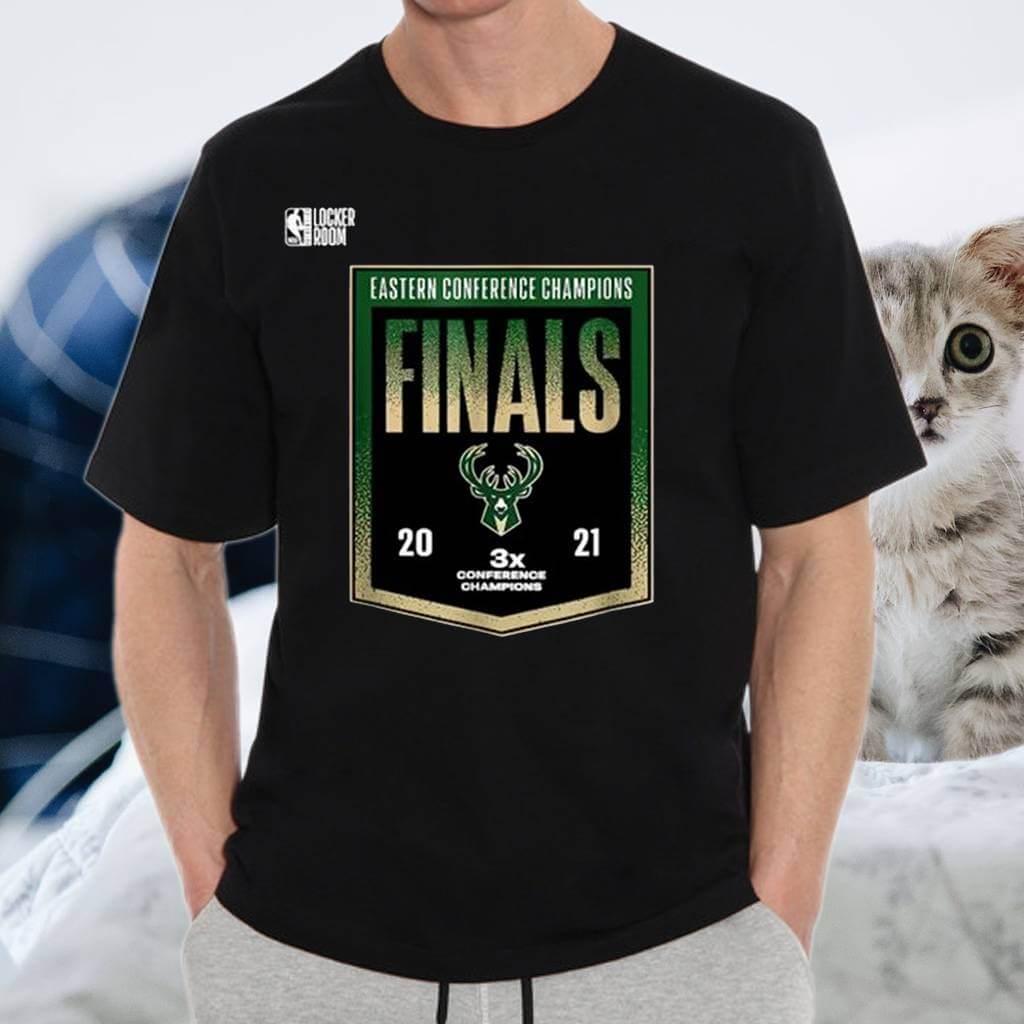 Bucks Milwaukee Finals 2021 T-Shirt