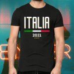 Collectible Italy Jersey Soccer 2021 Italian Italia Tee-Shirt