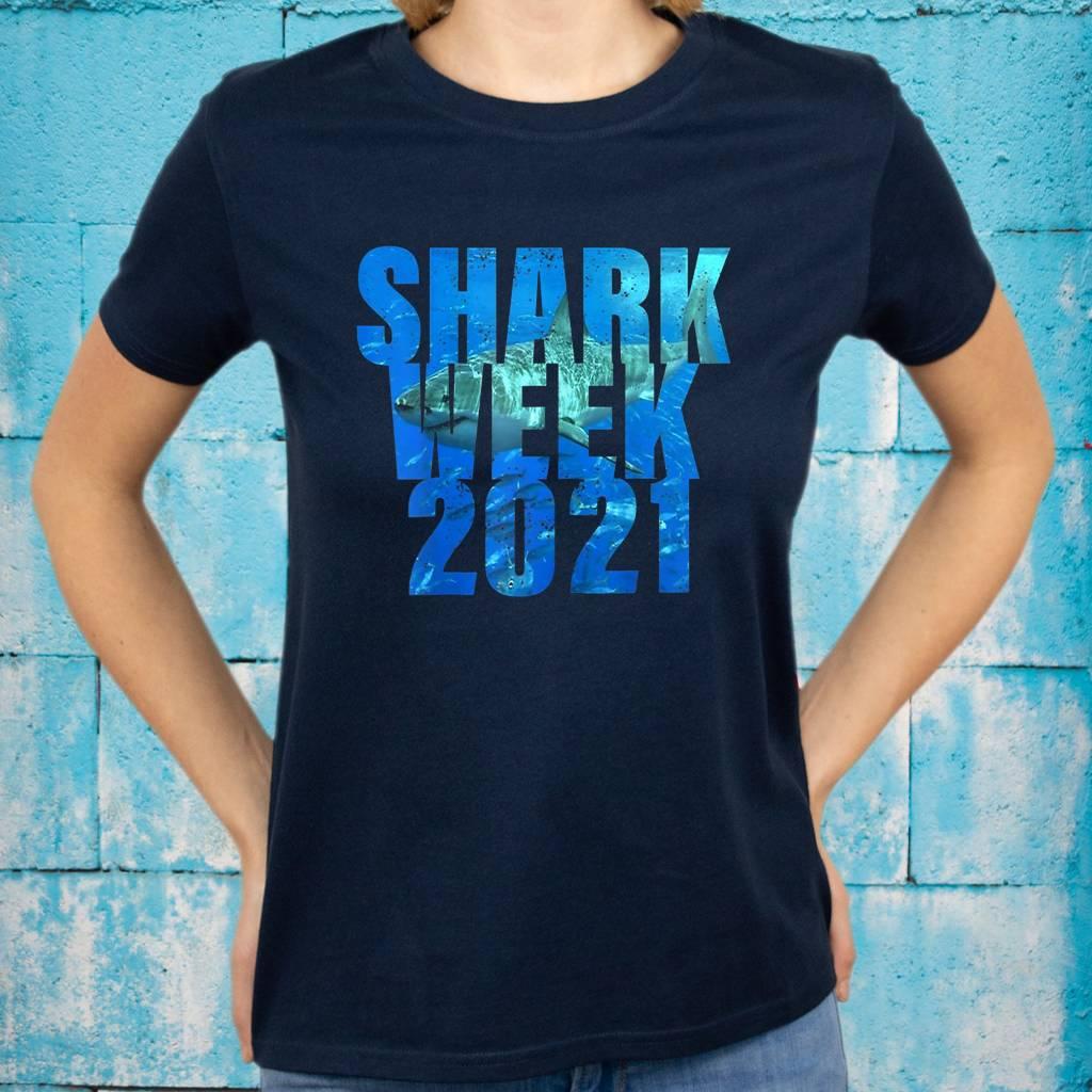 Shark Week 2021 TeeShirt