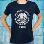 Amlo Andres Manuel Lopez Obrador Presidente De Mexico TShirt
