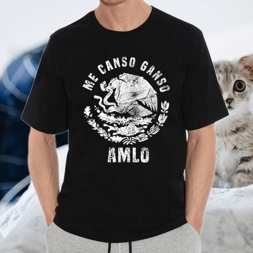 Amlo Andres Manuel Lopez Obrador Presidente De Mexico TShirts