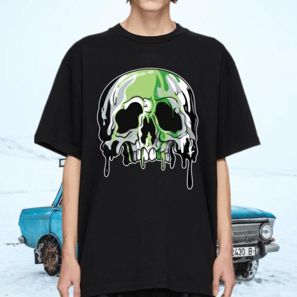Aromantic Lgbtq Candle Sugar Skull Shirts