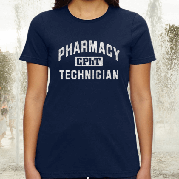 Cpht Certified Pharmacy Technician TShirt