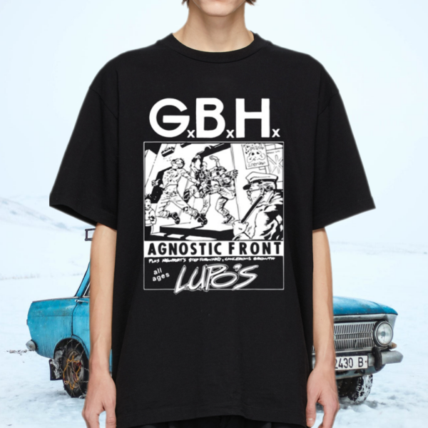 Gbh Agnostic Front TShirt
