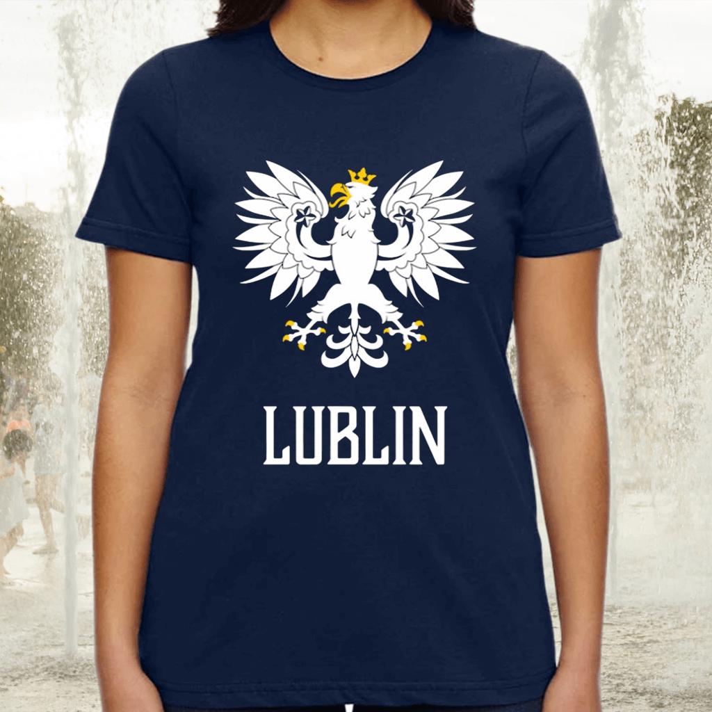 Lublin Poland Polish Polska TShirts