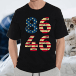 86 46 Anti Vintage Distressed TShirt