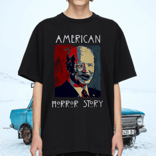 American Horror Story Joe Biden American Horror Story Tee-Shirt