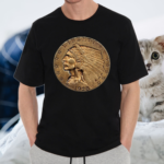 US Coin Collecting T Shirt