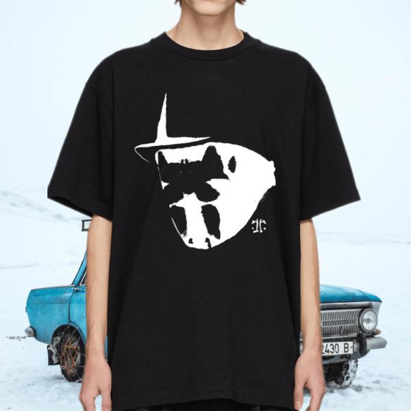 Watchmen Rorschach Mask And Symbol TShirt