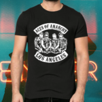 aces of anarchy los angeles t shirts