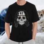 alvin kamara sugar skull tshirts