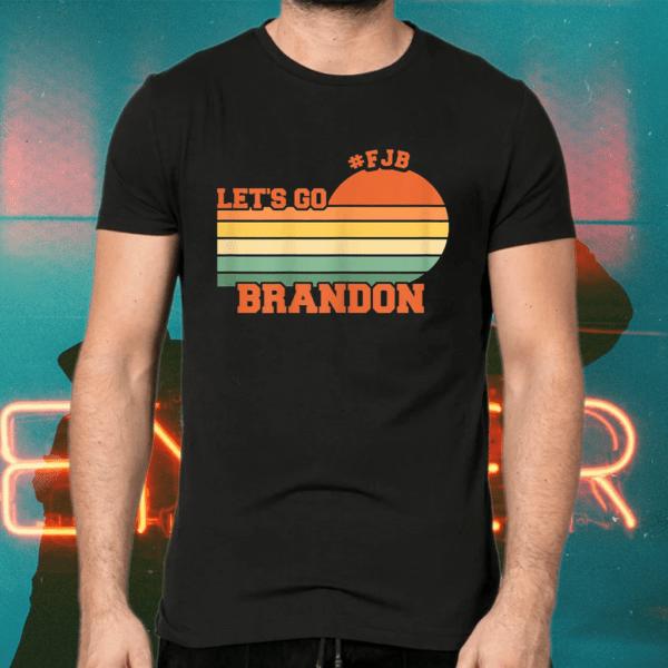 Fjb us Let's go Brandon T-Shirts