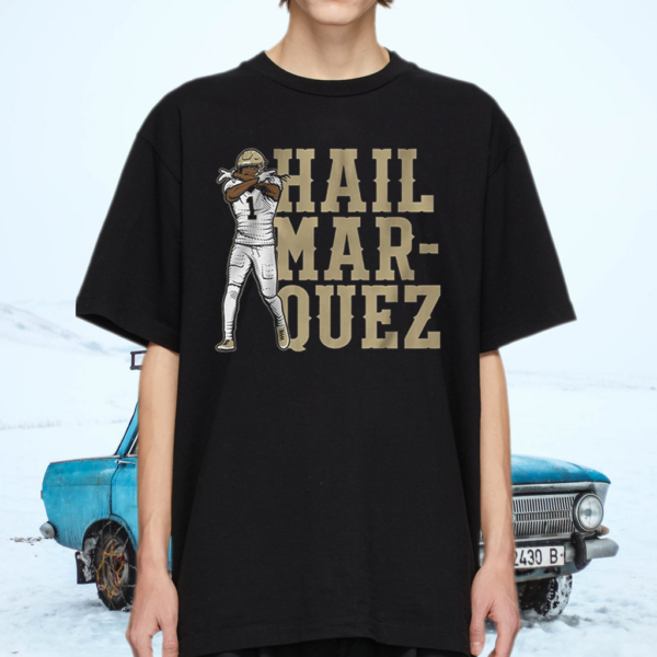 marquez callaway hail mary tshirt